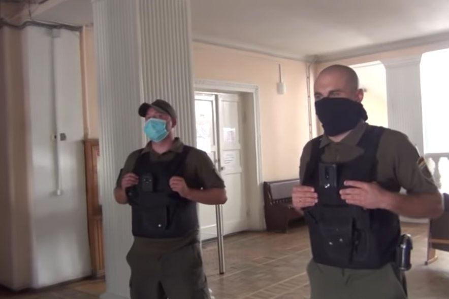 На депутатів  міської ради у Новій Каховці здійснено напад