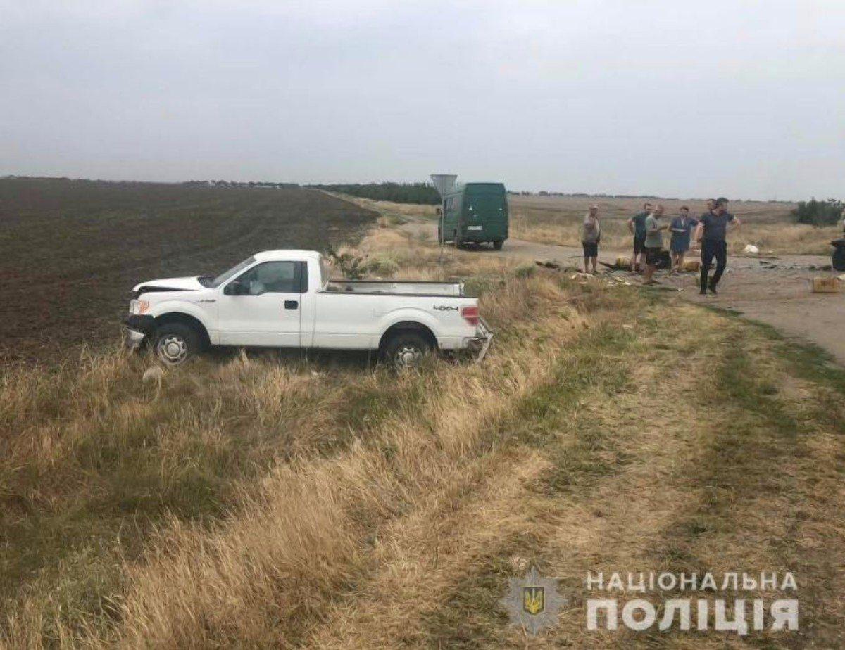 На Херсонщине суд арестовал водителя, по вине которого произошло ДТП в Каховском районе