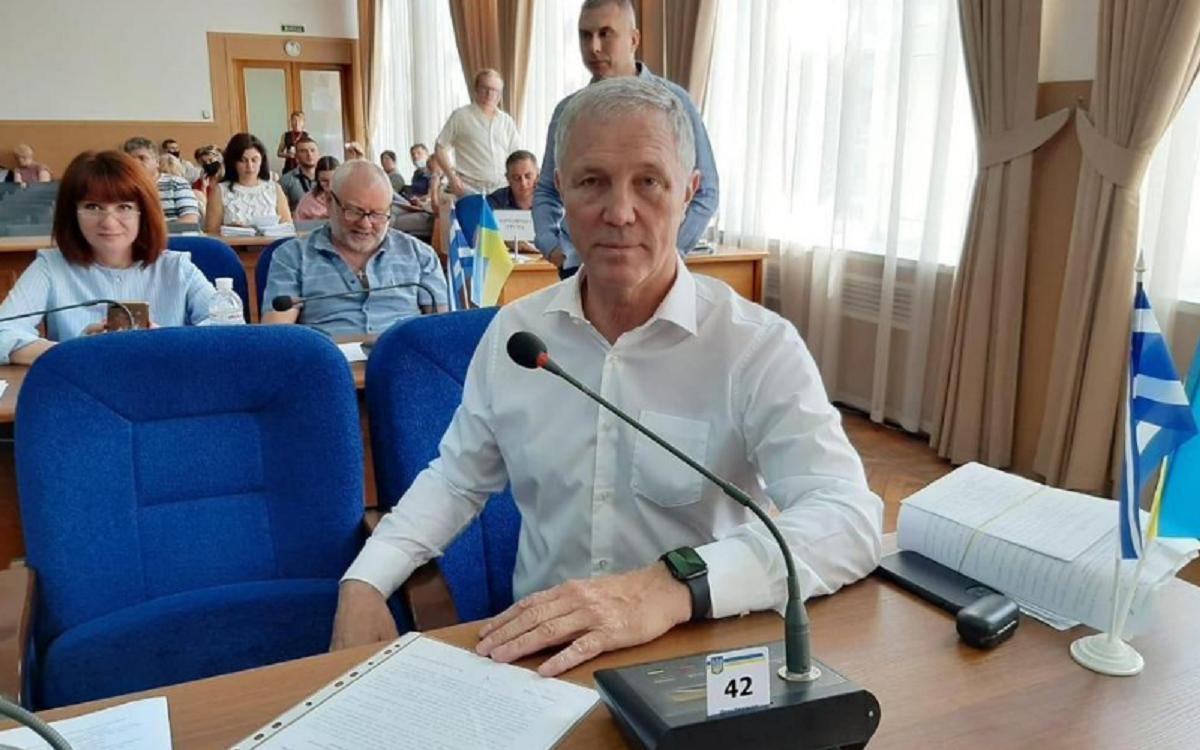 Владимир Сальдо поздравил херсонцев с Днём предпринимателя
