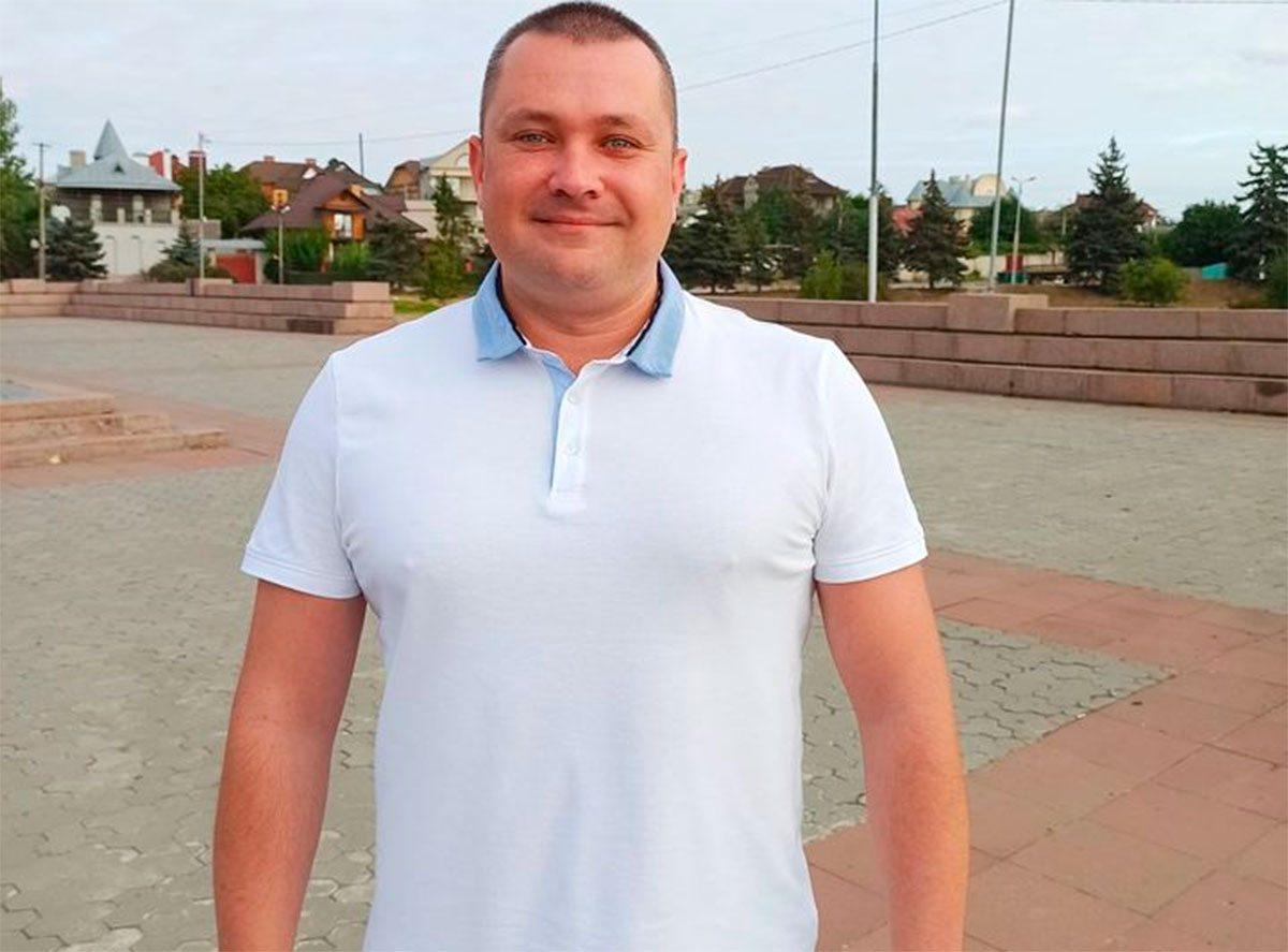 Іван Глухов вірить, що Херсон стане справжнім європейським містом