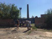 """Херсонская областная Госэкоинспекция подала в суд на загрязняющий воздух завод """"Измельчитель"""" (бывший """"Микрон"""")"""