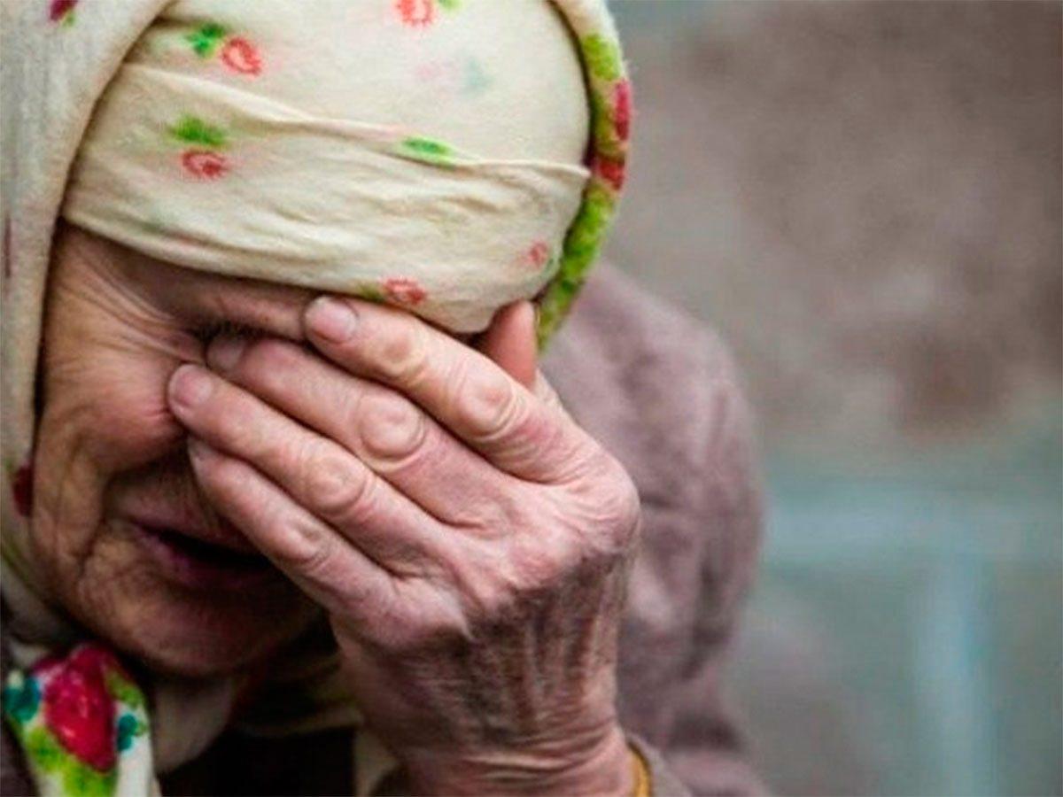 На Херсонщине два пожилых человека подверглись домашнему насилию