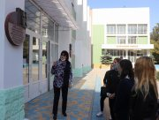 Першокурсників ХДУ знайомлять з історією університету