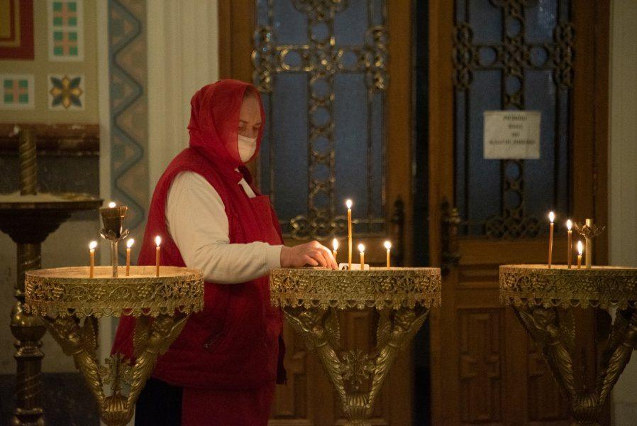 На Херсонщине через коронавирус закрыли храм