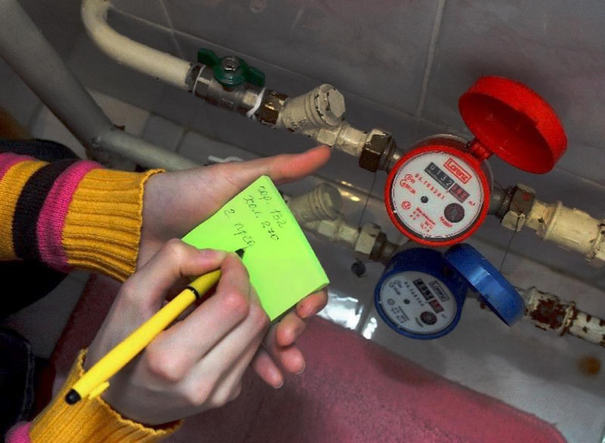 В Херсоне водоканал бесплатно устанавливает счётчики воды