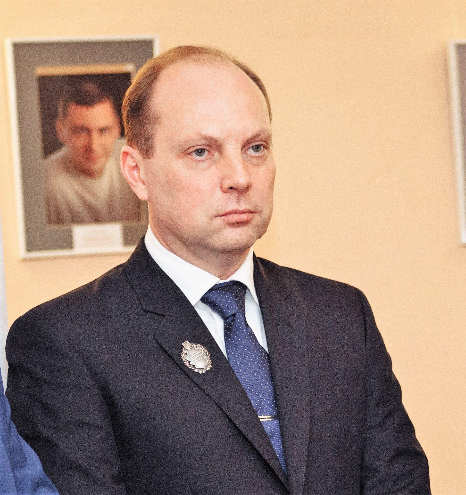 Артём Кияновский будет баллотироваться на пост мэра Херсона