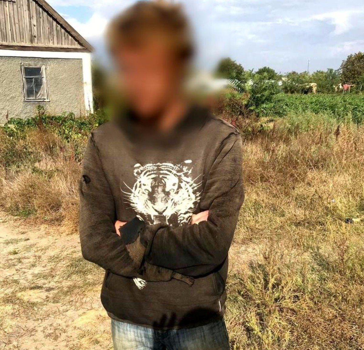 На Херсонщине полицейские за 4 часа задержали подозреваемого в убийстве