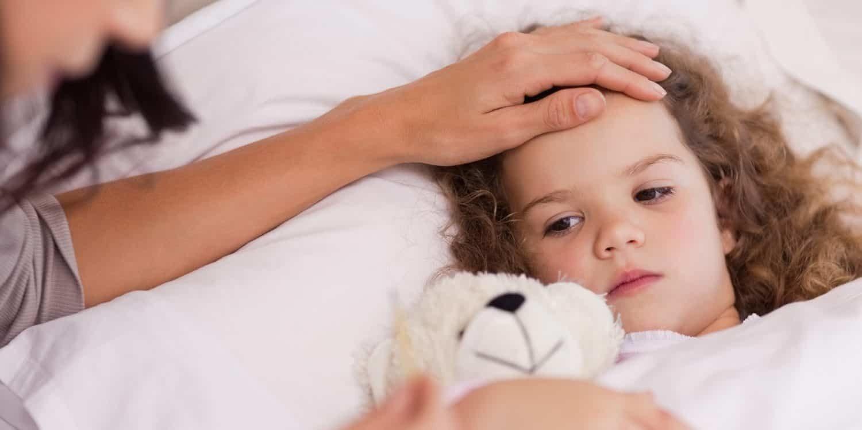 Недомогание херсонских малышей отравлением не было