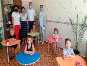 В Геническом районе заботятся о детях