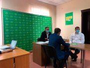 """Херсонские """"Слуги Народа"""" выдвинули кандидатов на местные выборы"""