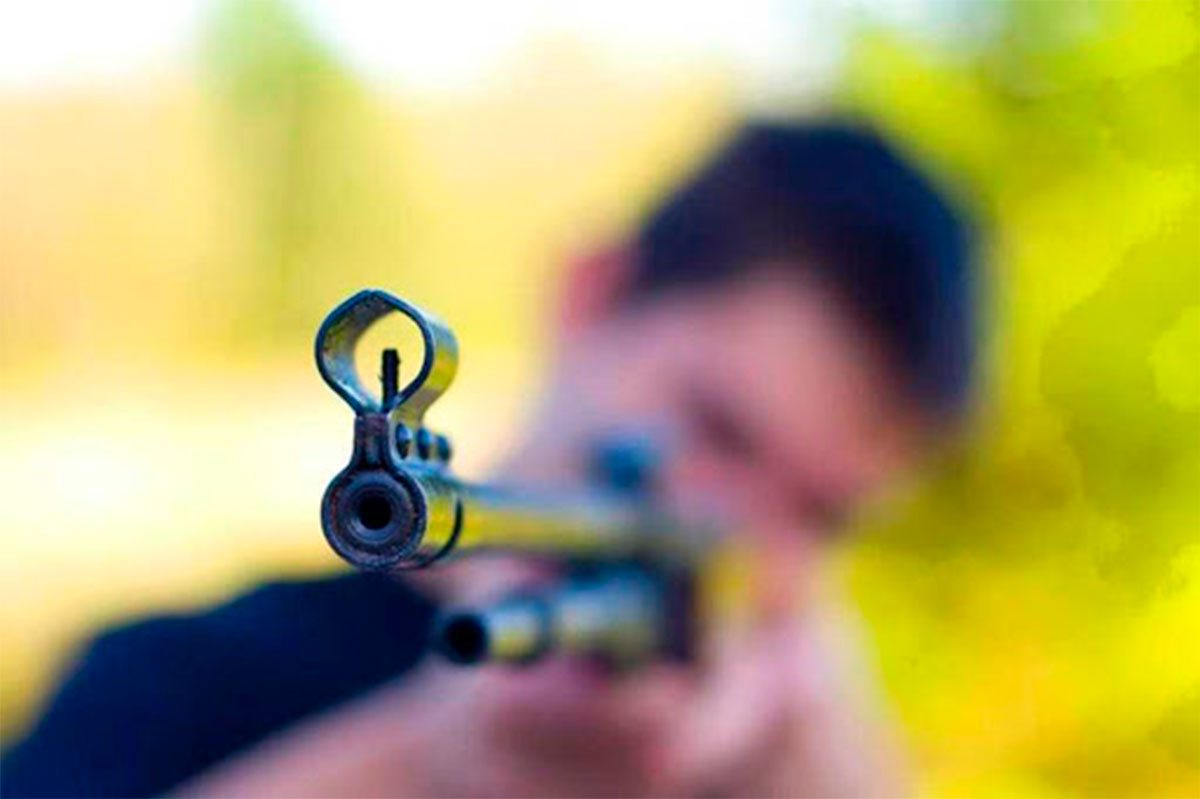 На Херсонщине мужчину расстреляли из собственной пневматической винтовки