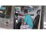 На Херсонщині медики безкоштовно перевіряють громадянам слух на вулицях