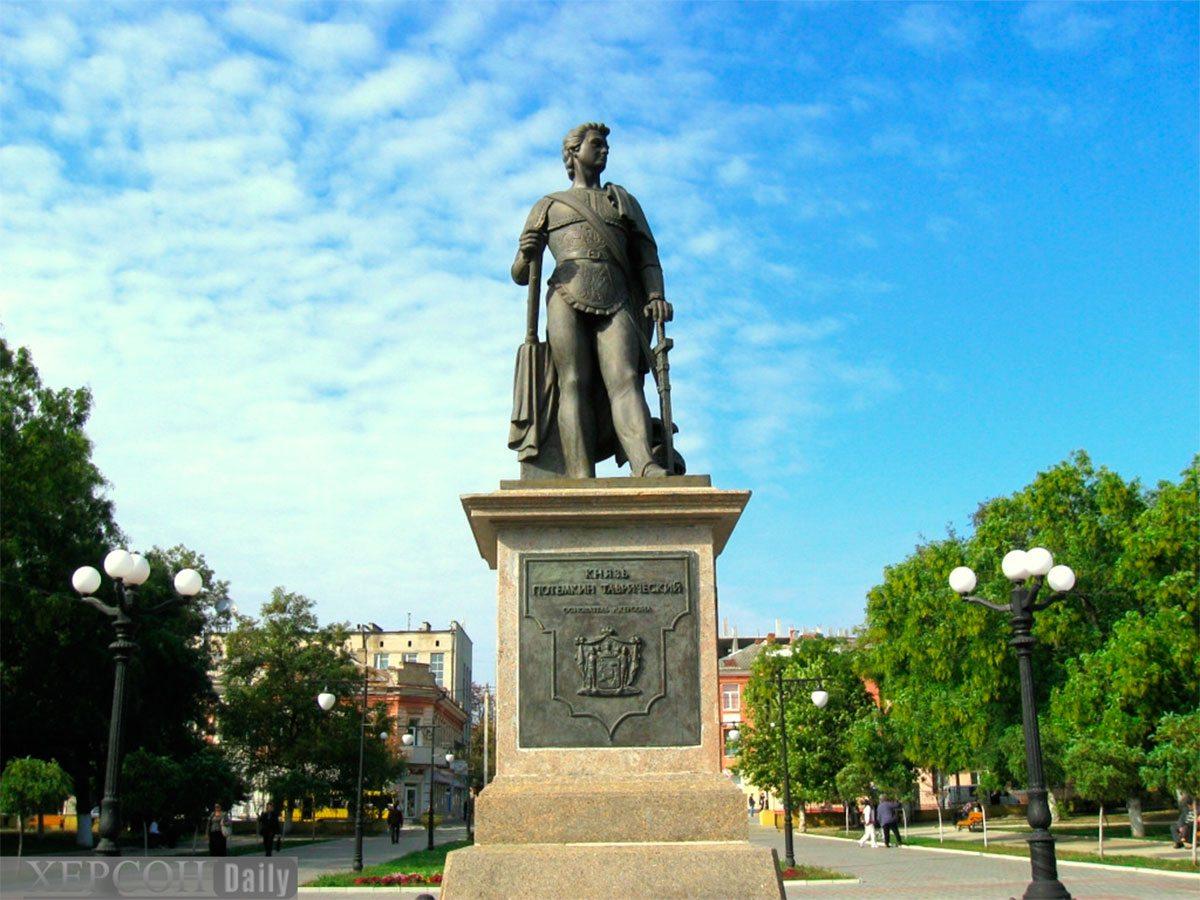 За память основателя Херсона вступился известный краевед