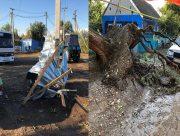 """""""Думали, що почалась війна"""" - жителі Великоолександрівки на Херсонщині про пережитий буревій"""