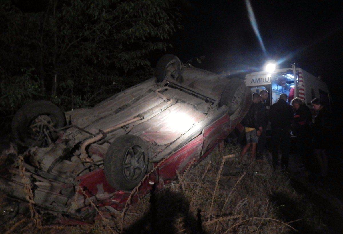 Скадовские спасатели деблокировали пострадавшего из повреждённого в ДТП автомобиля