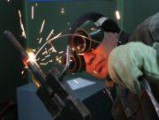На Херсонщине рабочий пострадал от взрыва сварочного аппарата