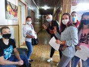 Херсонські студенти допомагають рятувати життя