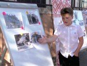 Херсонські школярі провели до Дня міста історичну реконструкцію
