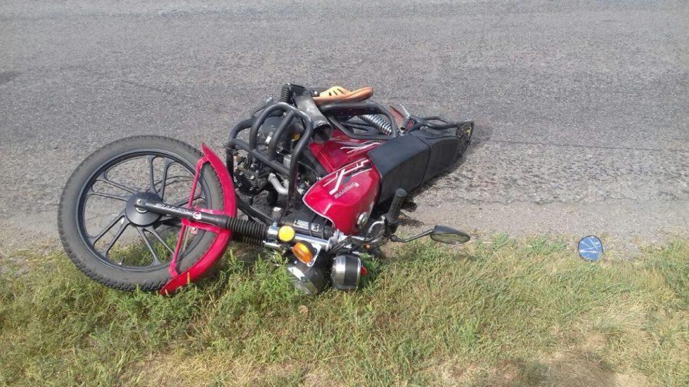 На Херсонщине растет число аварий с участием мотоциклистов