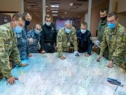 Президент Зеленский прибудет на стратегические учения в Херсонскую область