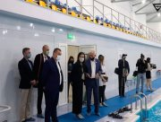 Пані посол Канади завітала до басейну Херсонського держуніверситету