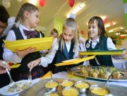 У школах Херсонщини впроваджується нове меню для дітей