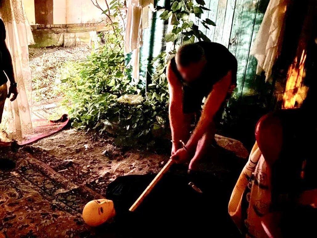Смерть и насилие на курортах Херсонщины