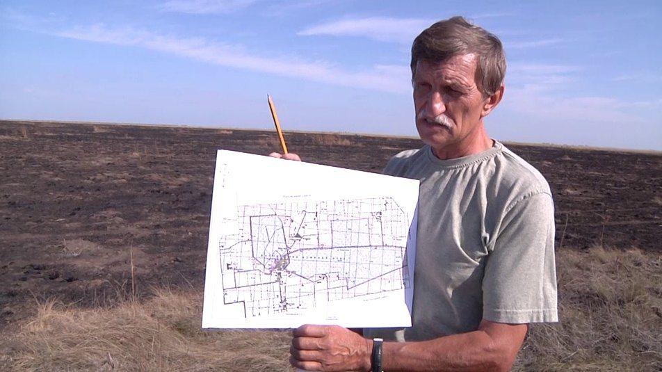 """На Херсонщині у заповіднику """"Асканія-Нова"""" вигоріло 94 гектари ендемічного степу"""