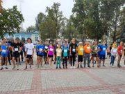 Студенти ХДУ долучилися до Всеукраїнського патріотичного забігу