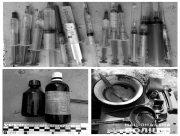 На Херсонщині поліція ліквідувала лабораторію з виготовлення особливо небезпечного наркотика