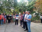 Андрій Дмитрієв подякував херсонцям за активну громадянську позицію