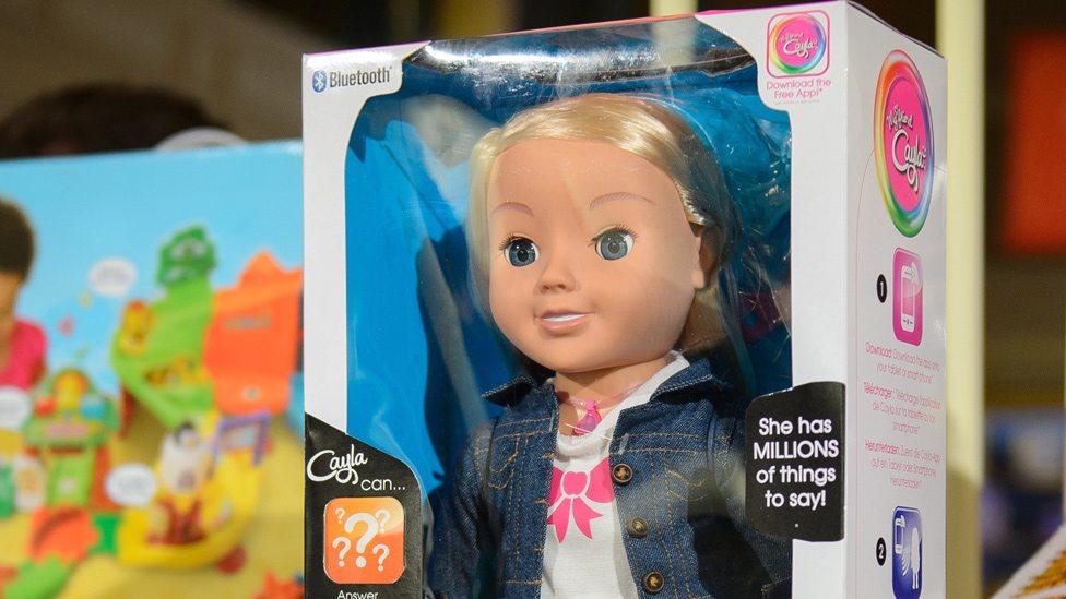В Каховке полиция раскрыла кражу куклы