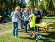 Завершився футбольний турнір до Дня міста Херсона