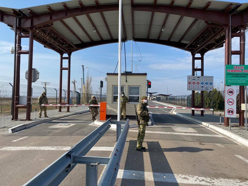 В Херсонской области пытались подкупить пограничников