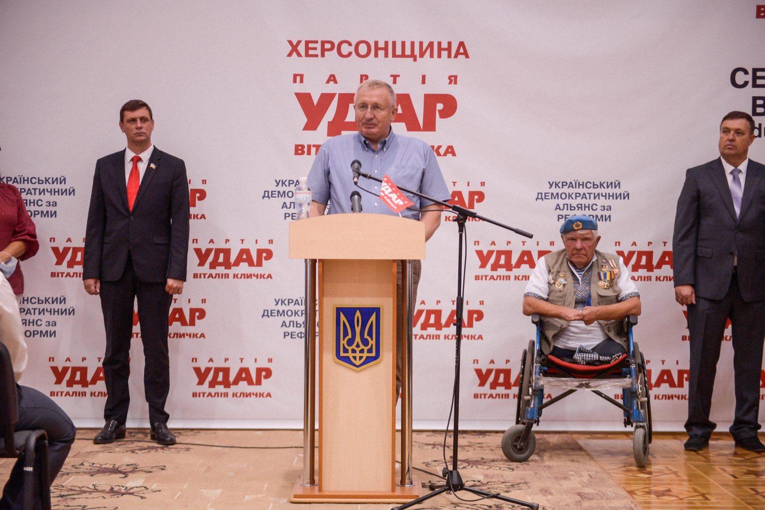 Андрій Гоголев: Перемога буде за нами!