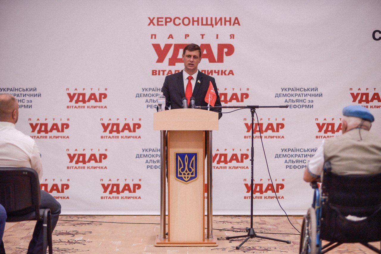 Євген Криницький: Ми будемо в трійці лідерів на виборчих перегонах!