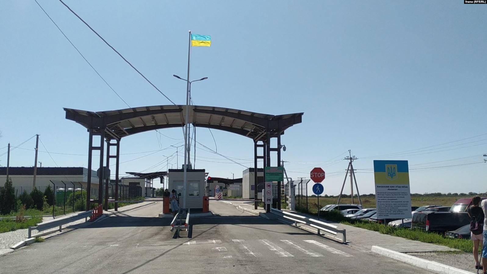 На админгранице c Крымом будут тестировать на COVID и СПИД
