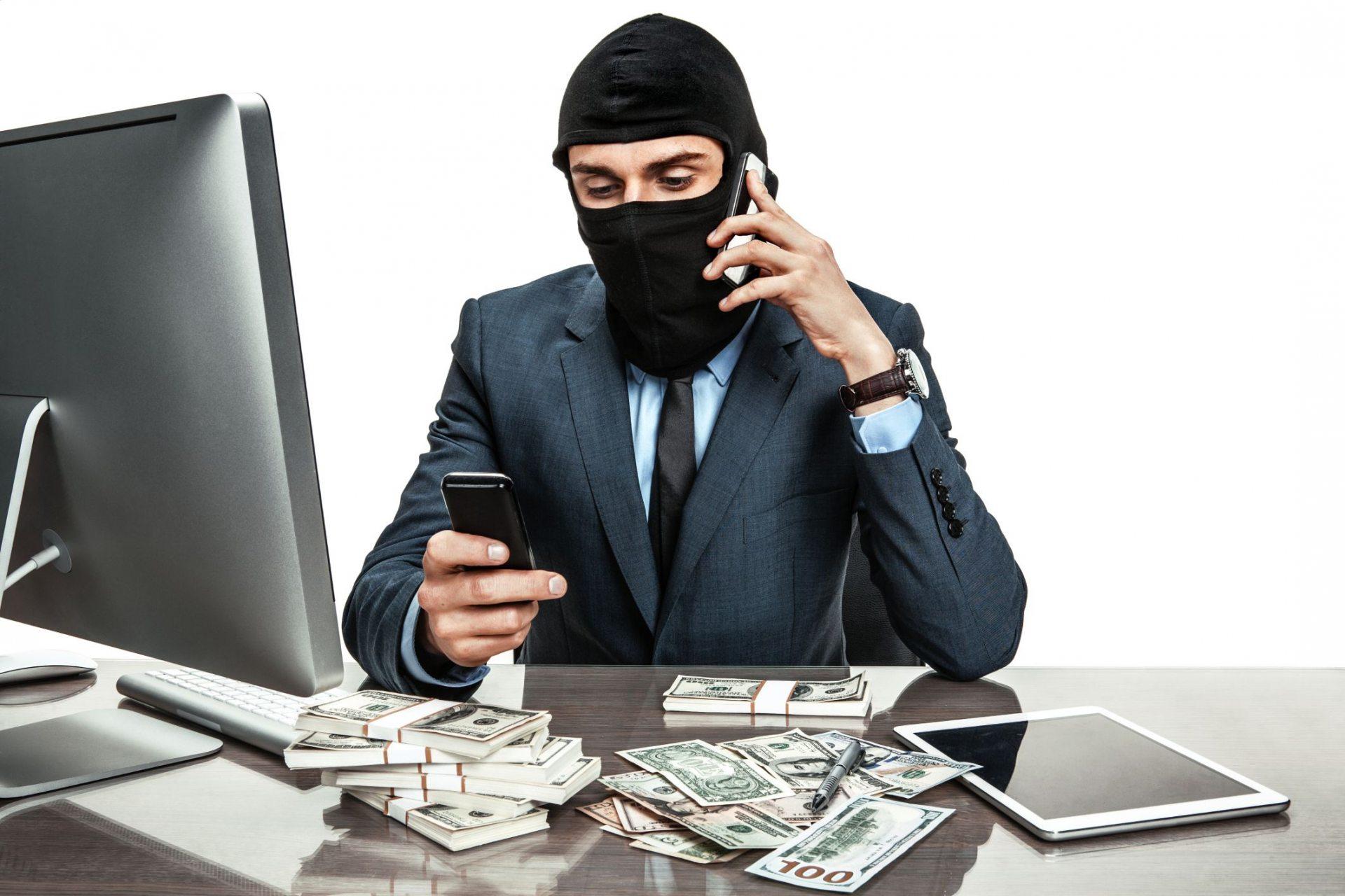 В Херсоне два человека стали жертвами телефонных аферистов