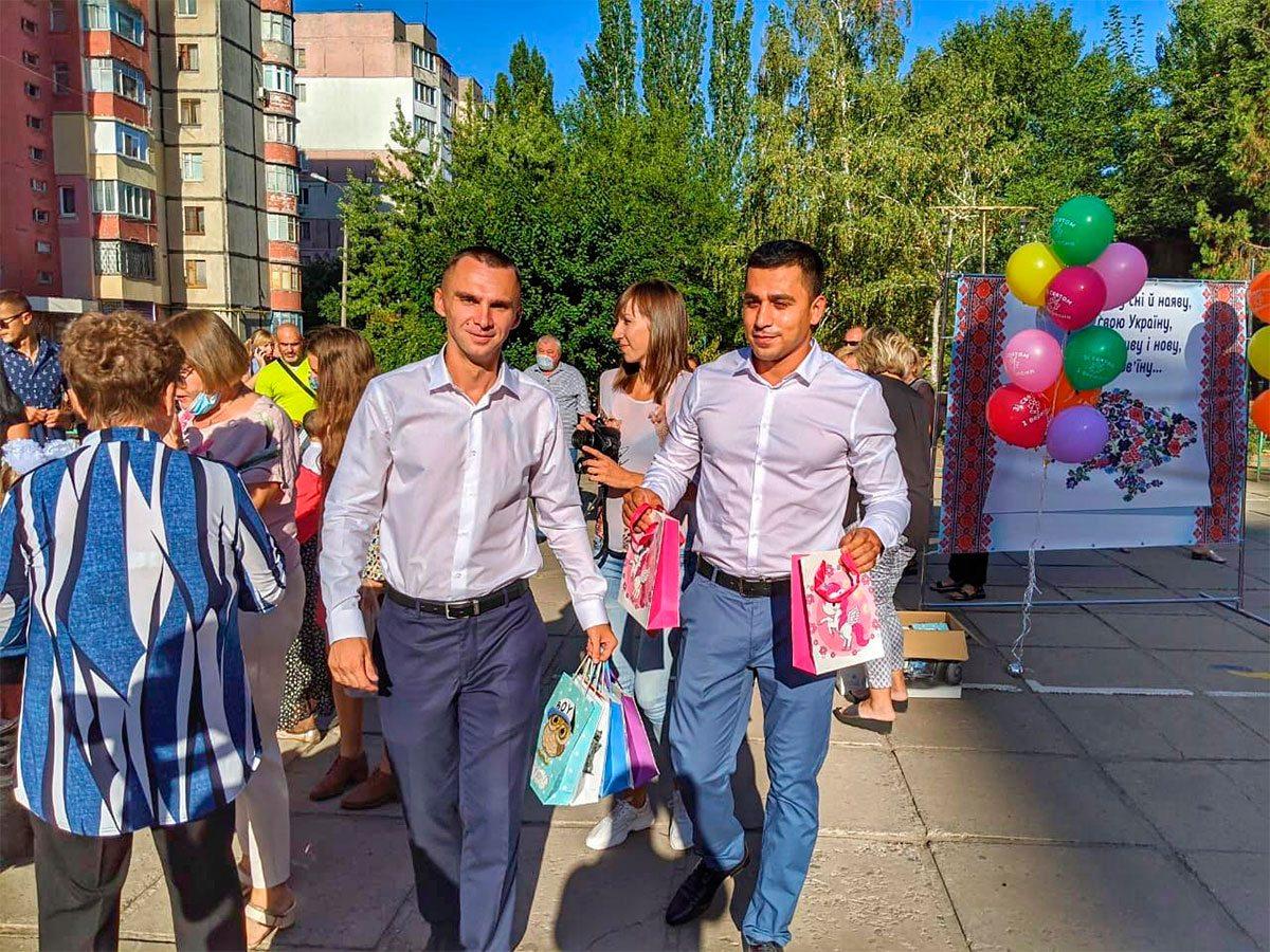 Виталий Выбранский: Пусть наши дети растут здоровыми