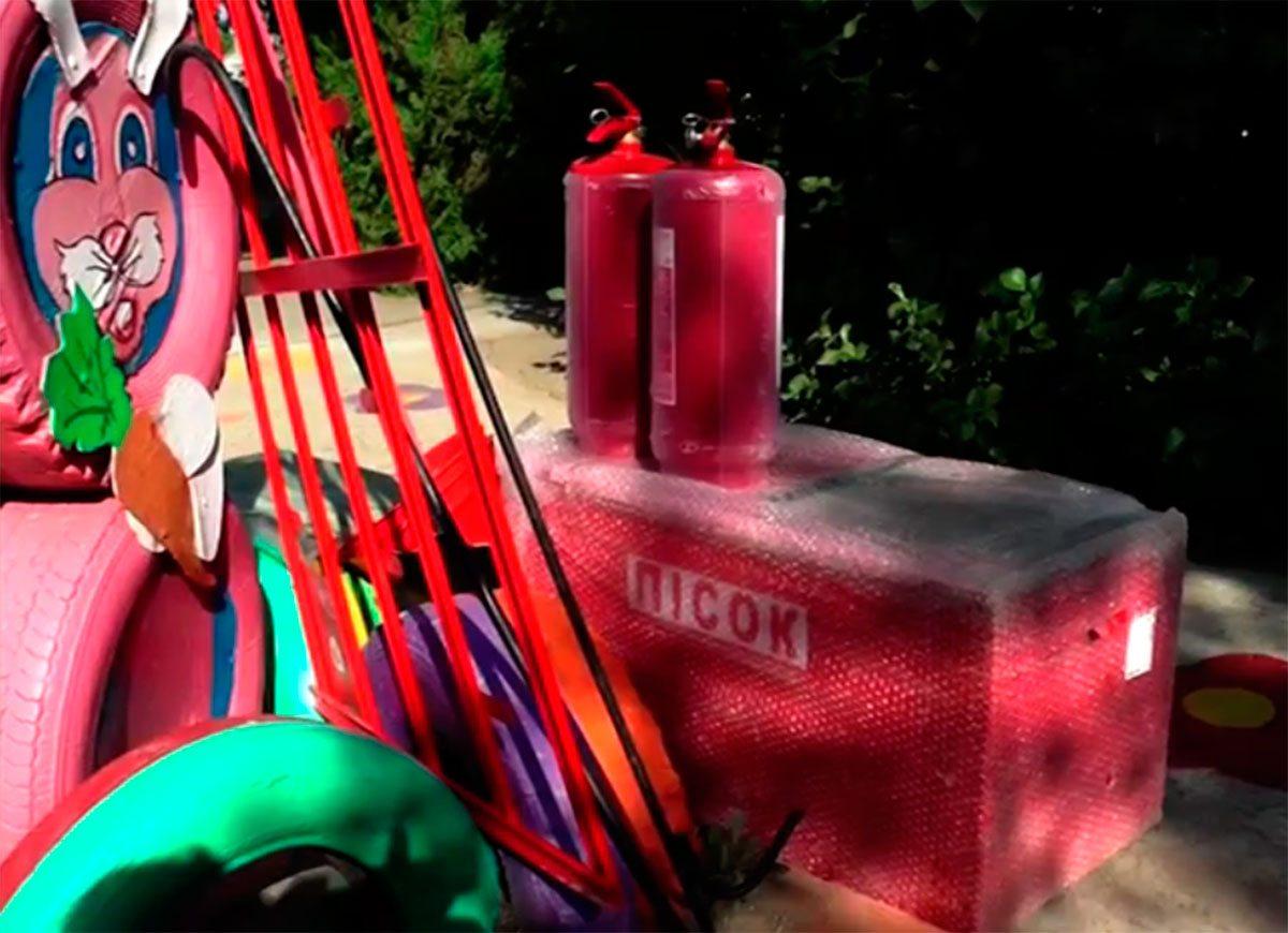 У Херсоні дбають про пожежну безпеку дітей