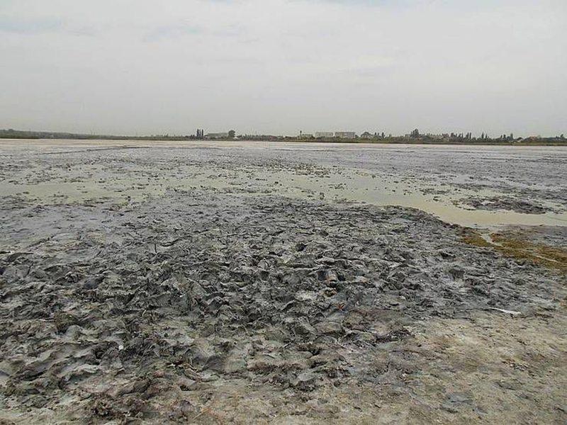 На Херсонщині гине цілюще озеро