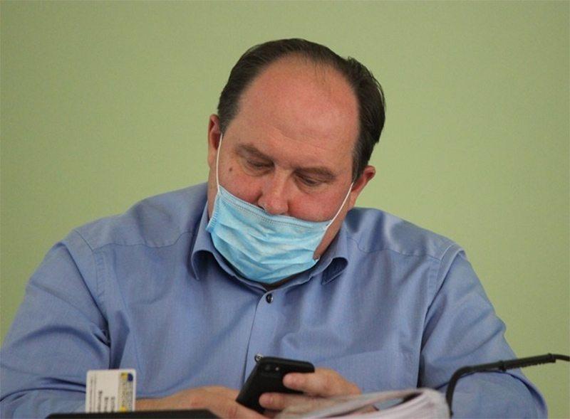 Заступник голови Херсонської облради підтвердив захворювання на коронавірус