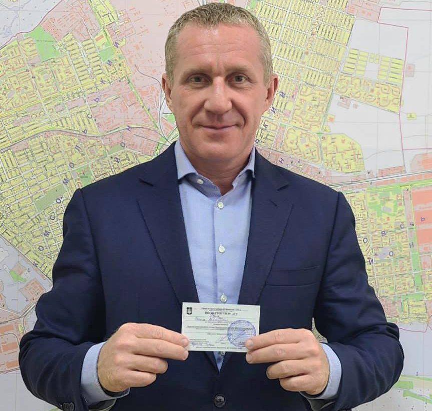 Василий Федин готов сделать Херсон комфортным для каждого жителя города