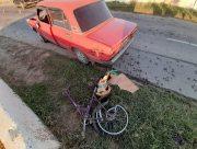 На Херсонщине арестовали водителя, насмерть сбившего велосипедистку