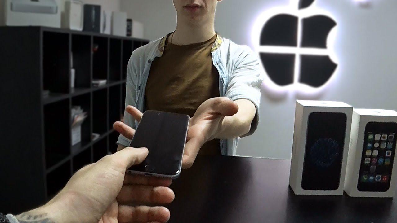 На Херсонщине хозяйка опознала украденный айфон вместе с вором
