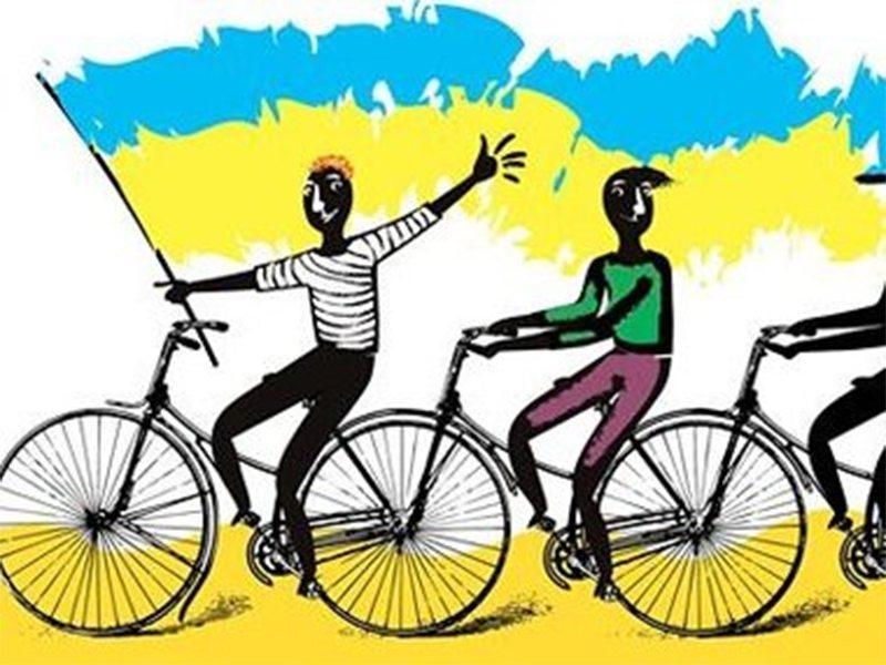 """Велосипедистів запрошують на акцію """"Скадовчани рулять!"""""""