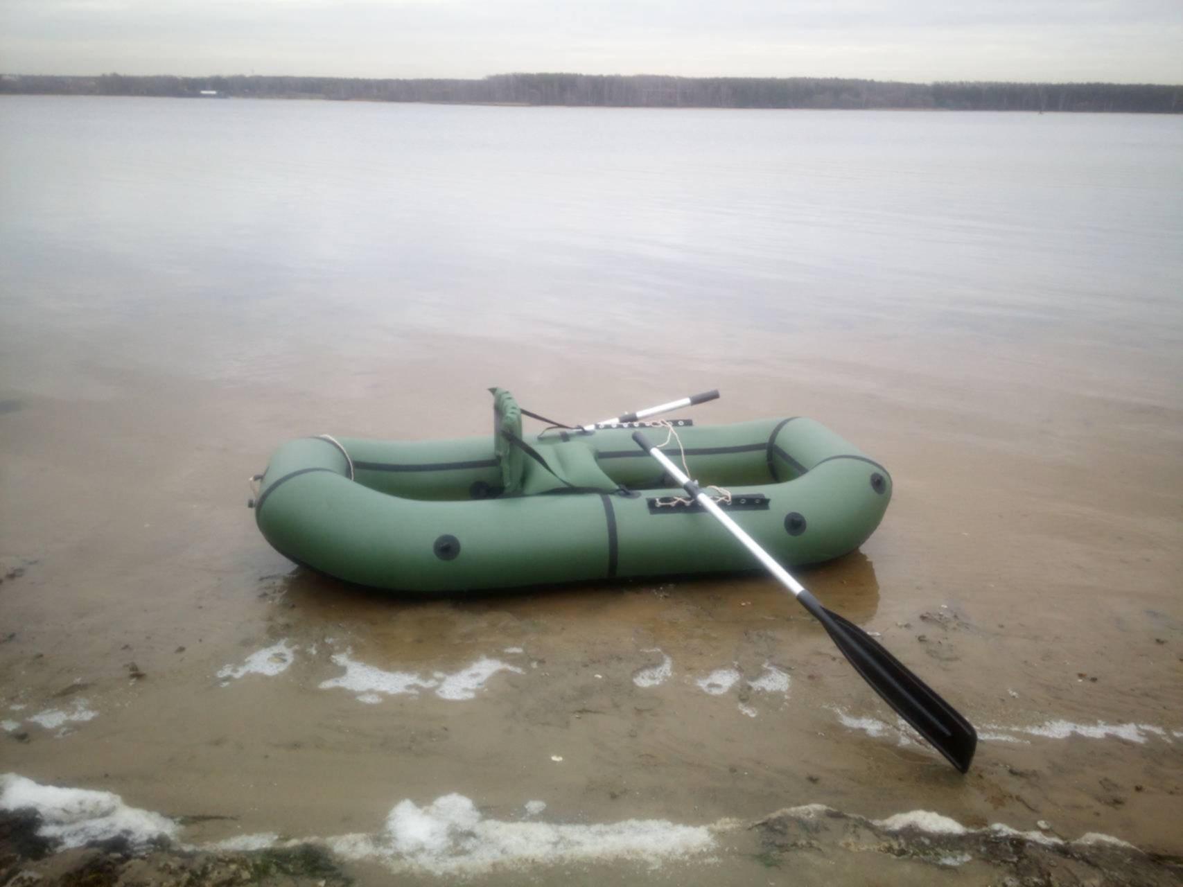 Возле Херсона в реке Днепр утонул мужчина на надувной лодке