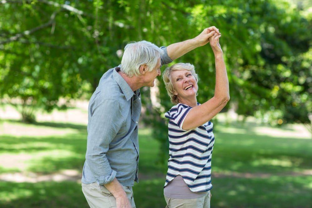 херсон, танці, пенсіонери