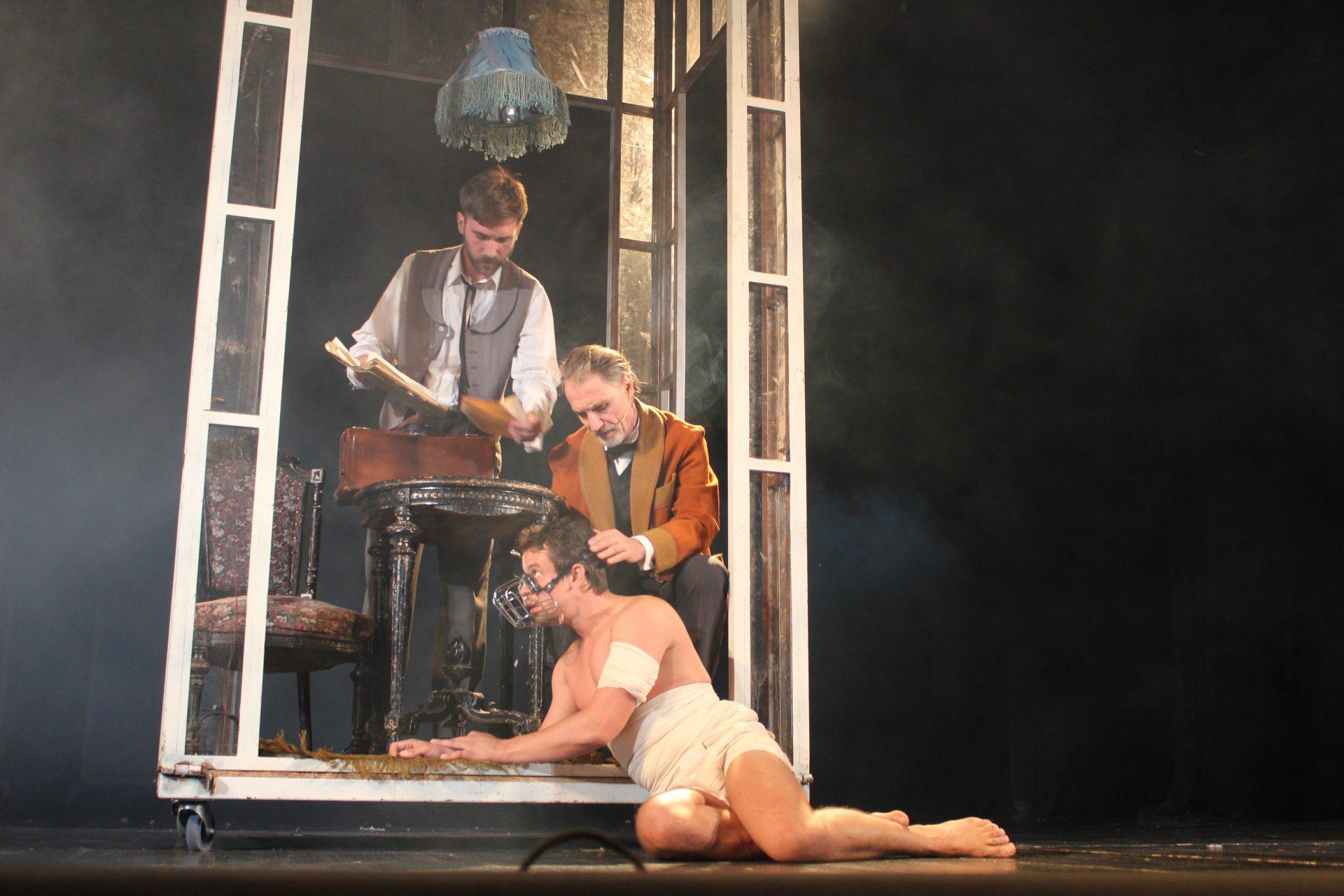 собаче серце, театр, вистава
