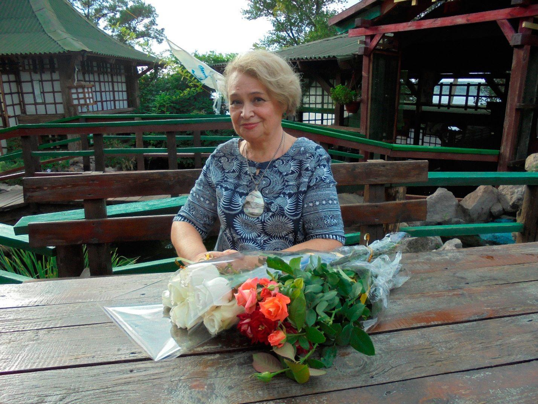 Женские лица Херсонщины: Светлана Тарнавская